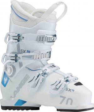 Lyžiarky Lange SX 70 W white/blue