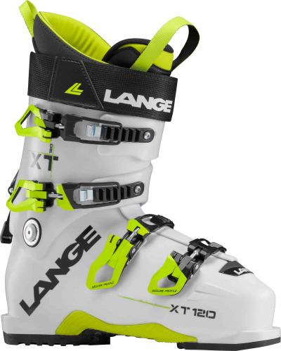 Lyžiarky Lange XT 120 white/green