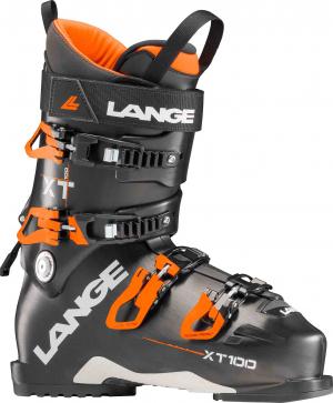 Lyžiarky Lange XT 100 black/orange