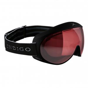 Lyžiarske okuliare Indigo Voggle Polarized Photochromatic Black