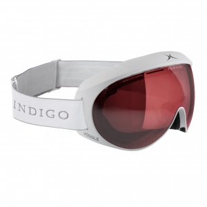 Lyžiarske okuliare Indigo Voggle Polarized Photochromatic White
