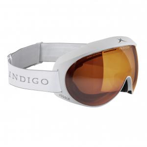 Lyžiarske okuliare Indigo Voggle Photochromatic White