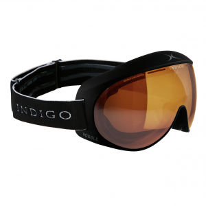 Lyžiarske okuliare Indigo Voggle Photochromatic Black