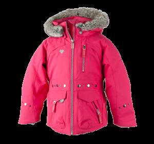 Detská lyžiarska bunda Obermeyer Taiya Jacket Smitten Pink