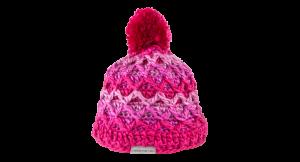 Detská lyžiarska čiapka Obermeyer Averee Knit Hat Smittnen Pink
