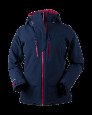 Lyžiarska bunda Obermeyer Reflection Jacket Storm Cloud