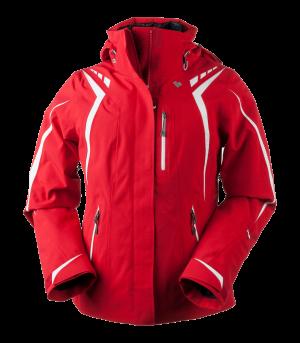 Lyžiarska bunda Obermeyer Juno System Jacket Crimson