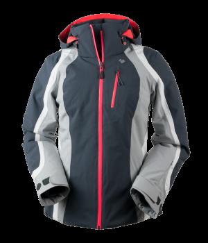 Lyžiarska bunda Obermeyer Jette Jacket Ebony