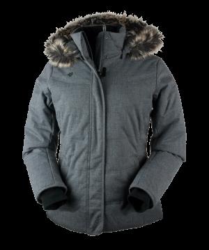Zimná bunda Obermeyer Tuscany Parka Charcoal