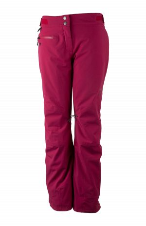 Lyžiarske nohavice Obermeyer Straight Line Pant Sangria