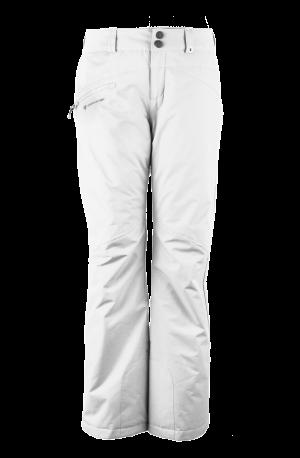 Lyžiarske nohavice Obermeyer Malta Pant White