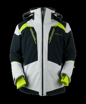 Lyžiarska bunda Obermeyer Viking Jacket Fog