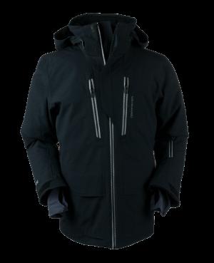 Lyžiarska bunda Obermeyer Kodiak Jacket Black