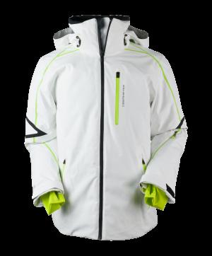 Lyžiarska bunda Obermeyer Charger Jacket White