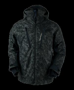 Lyžiarska bunda Obermeyer Foundation Jacket Camo