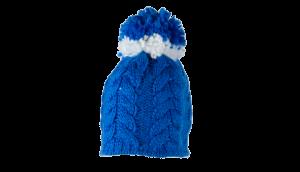 Detská lyžiarska čiapka Obermeyer Livy Knit Hat Stellar Blue