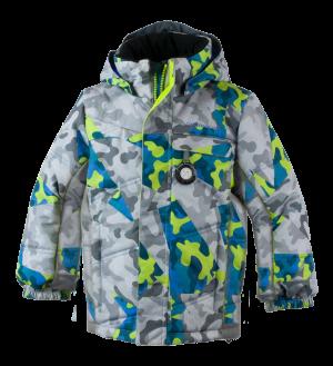 Detská lyžiarska bunda Obermeyer Hawk Jacket Fractal Camo