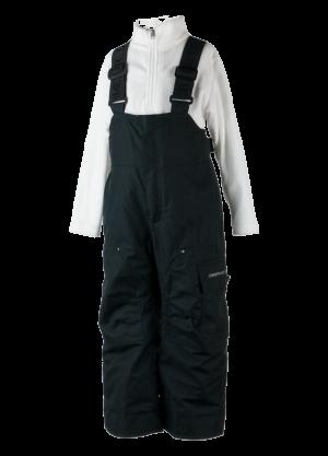 Detské lyžiarske nohavice Obermeyer Volt Pant Novelty Black