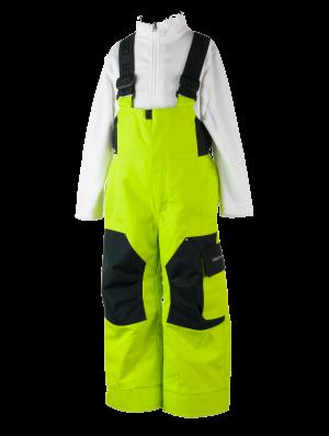 Detské lyžiarske nohavice Obermeyer Volt Pant Green Flash
