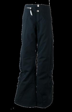 Detské lyžiarske nohavice Obermeyer Jessi Pant Black
