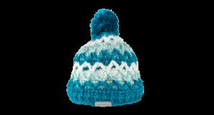 Detská lyžiarska čiapka Obermeyer Averee Knit Hat Mermaid