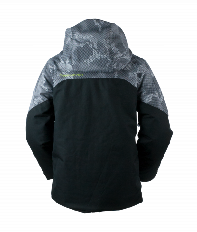 Detská lyžiarska bunda Obermeyer Gage Jacket Black