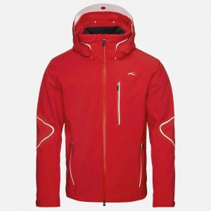 Lyžiarska bunda KJUS Men Formula Jacket scarlet
