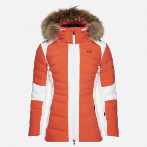 Lyžiarska bunda KJUS Women Duana Jacket spicy orange