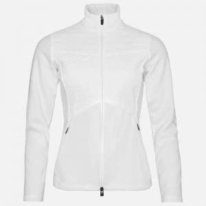 Funkčné oblečenie KJUS Women Scylla Midlayer Jacket white