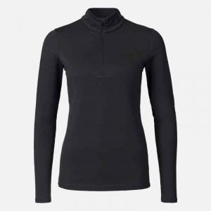 Funkčné oblečenie KJUS Women Feel Halfzip black