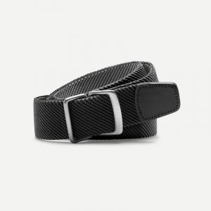 Opasok KJUS Unisex D-Ring Webbing Belt black