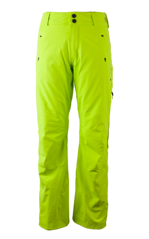 Lyžiarske nohavice Obermeyer Process Pant Green Flash