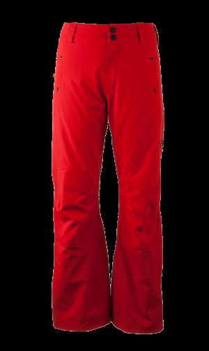 Lyžiarske nohavice Obermeyer Process Pant Red