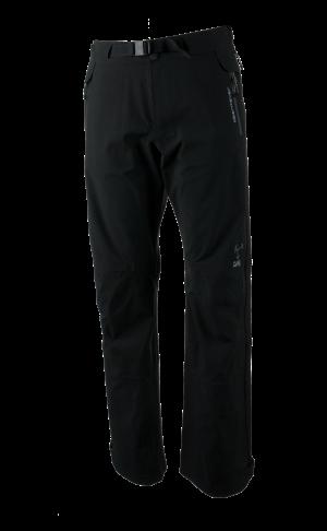 Lyžiarske nohavice Obermeyer Peak Shell Pant Black