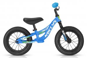 Detské odrážadlo Kellys Kite 12 race blue brake