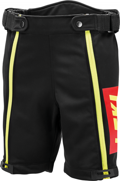 Lyžiarsky chránič Leki Racing short thermo JUNIOR