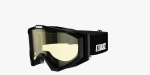 Lyžiarske okuliare Bliz Edge  black/yellow