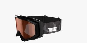 Lyžiarske okuliare Bliz Edge  black/orange