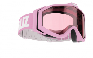 Lyžiarske okuliare Bliz Edge  light pink/pink