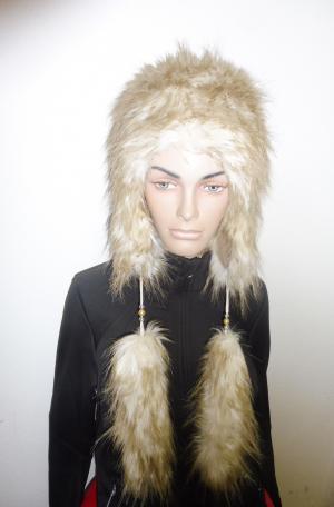 Lyžiarska čiapka Elon Cap Fashion Brown