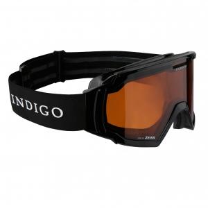 Lyžiarske okuliare Indigo Edge Sonar Black