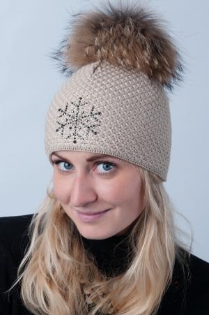 Lyžiarska čiapka R-JET FOR YOU Top Fashion basic TF/BA 03_UNI