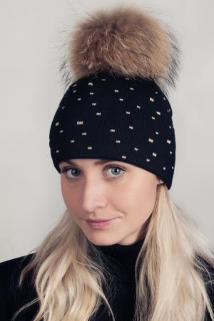Lyžiarska čiapka R-JET FOR YOU Top Fashion žakár TF/ZK 01_UNI