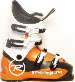 Detské lyžiarky BAZÁR Rossignol Comp J 245