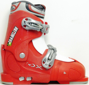 Detské lyžiarky BAZÁR Roces Red 180-215