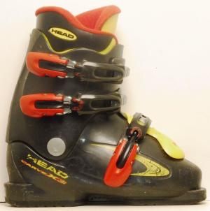 Detské lyžiarky BAZÁR Head Carve X3 235