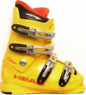 Detské lyžiarky BAZÁR Head EXTR 230