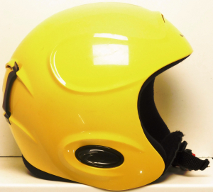 Lyžiarska prilba BAZÁR Cébé yellow 52