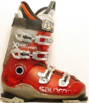 Pánske lyžiarky BAZÁR Salomon X PRO R 90 280