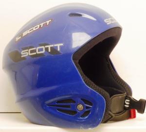 Lyžiarska prilba BAZÁR Scott blue 52